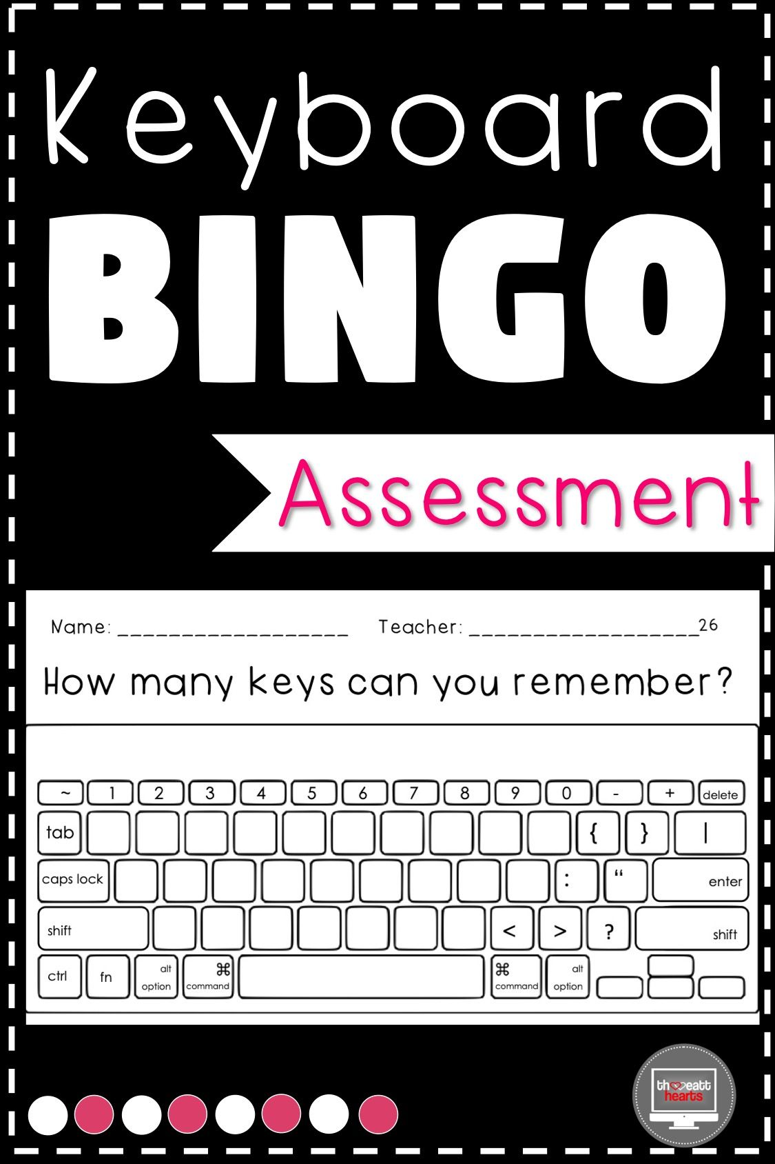 Keyboard Bingo Game Keyboard, Bingo games, Bingo