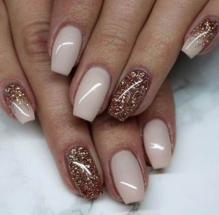 57 ideas for nails brown shellac nails with images