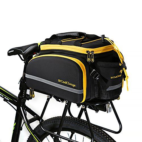e0b187cd5e7 Coolchange Expedition Bike Bicycle Bag Rear Rack Pannier ... https   www
