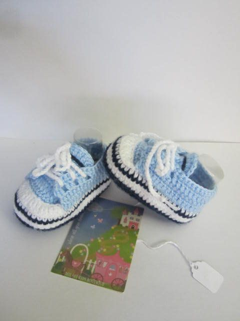 Photo of Baby Sneakers, Blue Baby Sneakers, Knit Baby Boy Booties, Athletic Shoes, Baby High Top Sneakers, Baby Boy Shoes