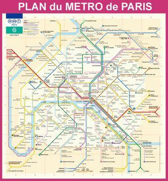 La station Couronnes. super importante saber manejarse con este mapa. Si se puede estudiar antes de viajar tendrán una mejor experiencia en París.