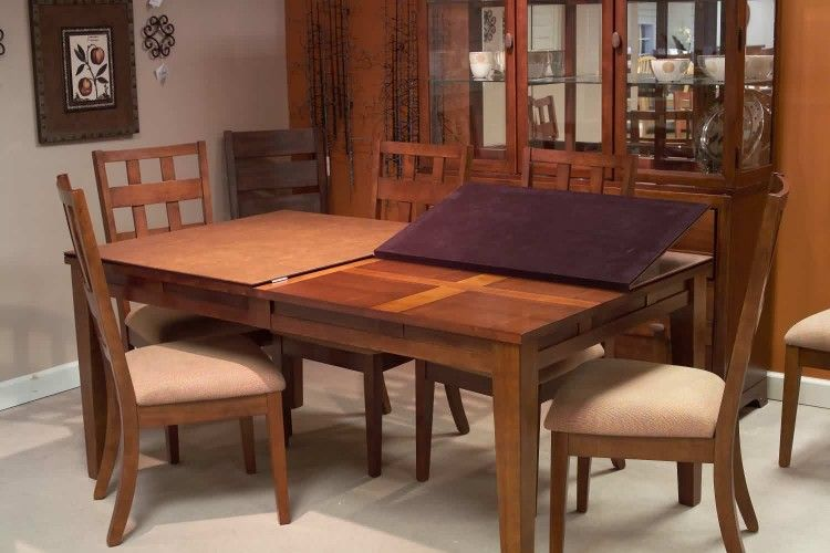 Custom Hand Made Table Pads In The Usa Custom Dining Tables