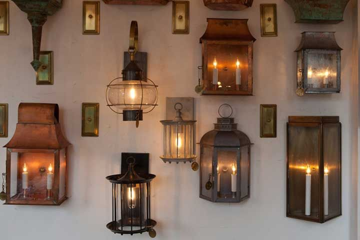 Colonial Lighting Other Finishes