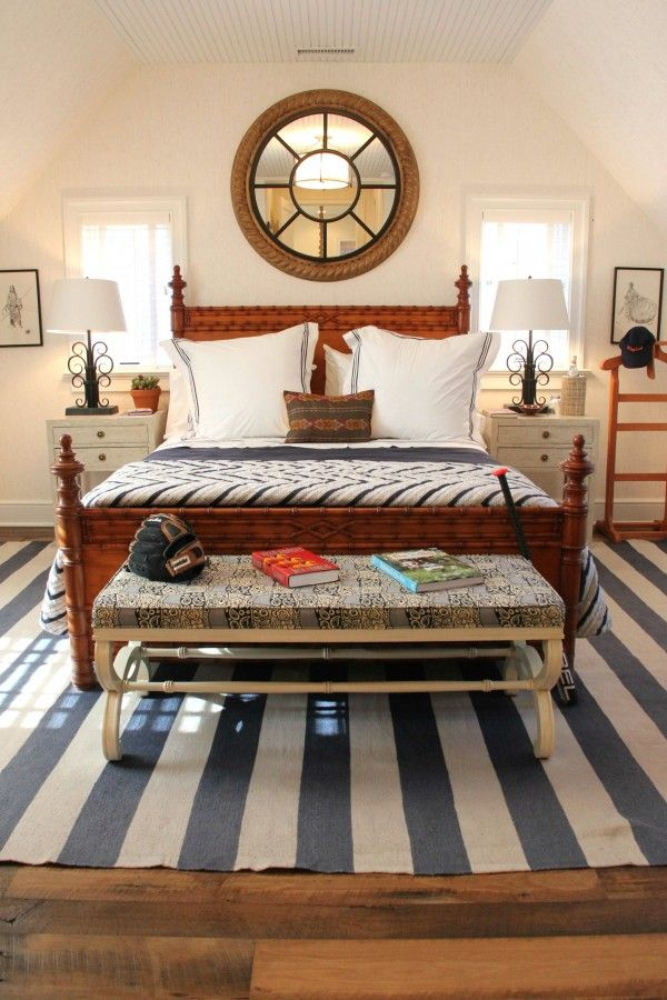 2015 SOUTHERN LIVING IDEA HOUSE – KIDS ROOMS | Southern living, Faux