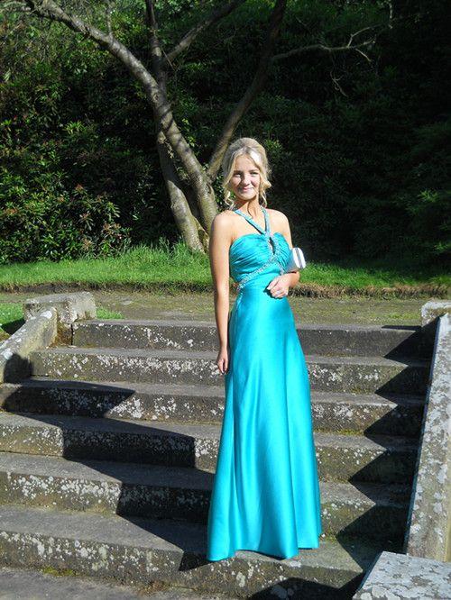 2013 meinropa lange abendkleider online blau mit traeger ...