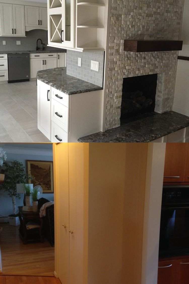 Before After In 2020 Kitchen And Bath Gallery Kitchen And Bath Kitchen