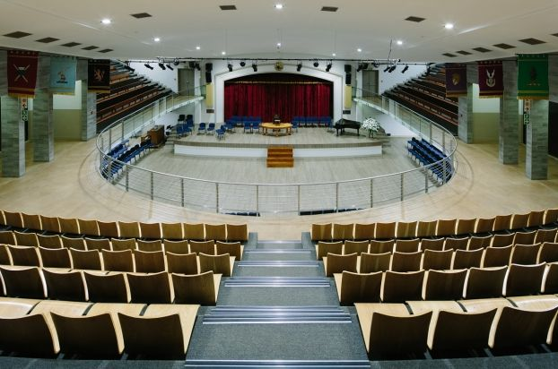 PRETORIA BOYS HIGH SCHOOL HALL AND MUSIC CENTRE Located In Pretoria South Africa Has