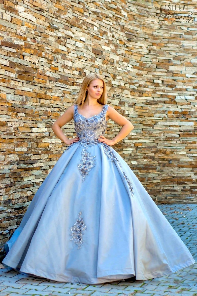 Wedding Gown In All Colors Prom Princess Dress Amazing Etsy Lace Gothic Dress Gowns Dresses [ 1191 x 794 Pixel ]