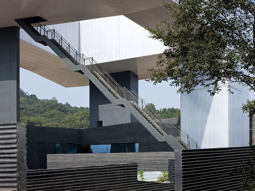 steven holl: the nanjing museum of art and architecture is now complete