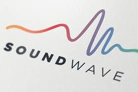 image result for sound waves logos music theraphy inspiration