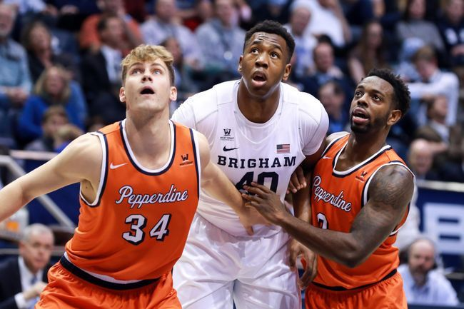 Pepperdine vs. Portland - 1/26/17 College Basketball Pick, Odds, and Prediction