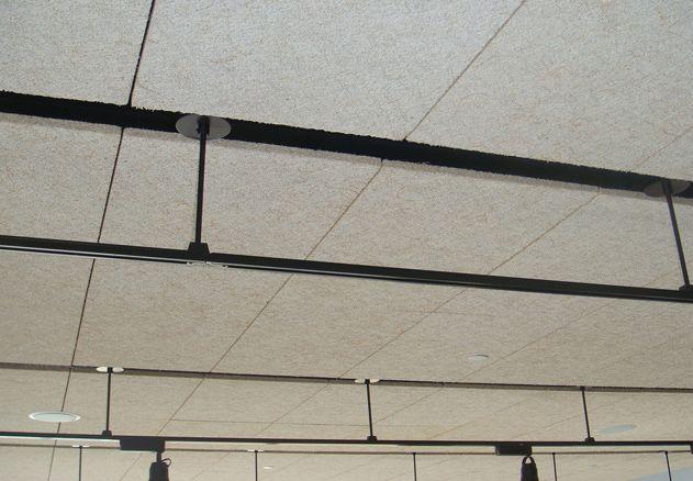 Tectum Ceiling Panels Studio Interiors Pinterest