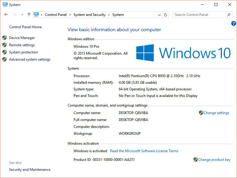How To Permanently Activate Windows 10 On Any Pc Windows Server