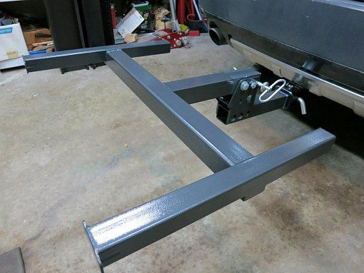 Roof rack use on trailer hitch?-bike-rack.jpg | Custom ...