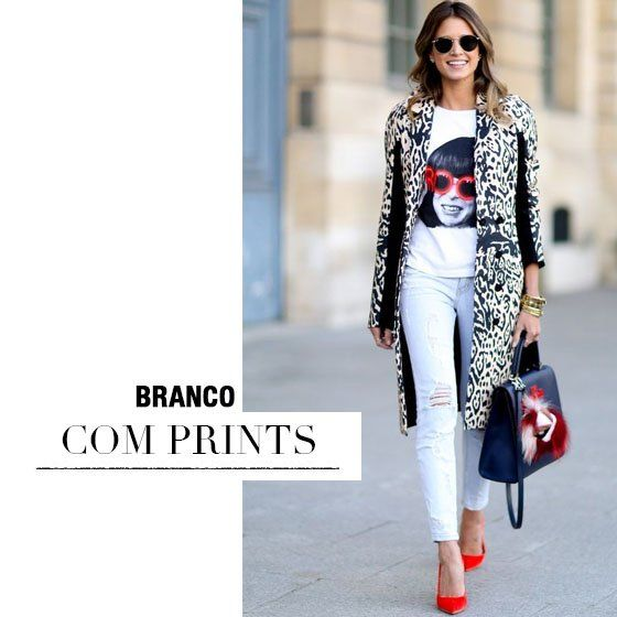 Jeans Branco | STEAL THE LOOK