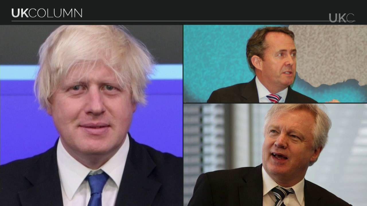 UK Column News - 22nd August 2016