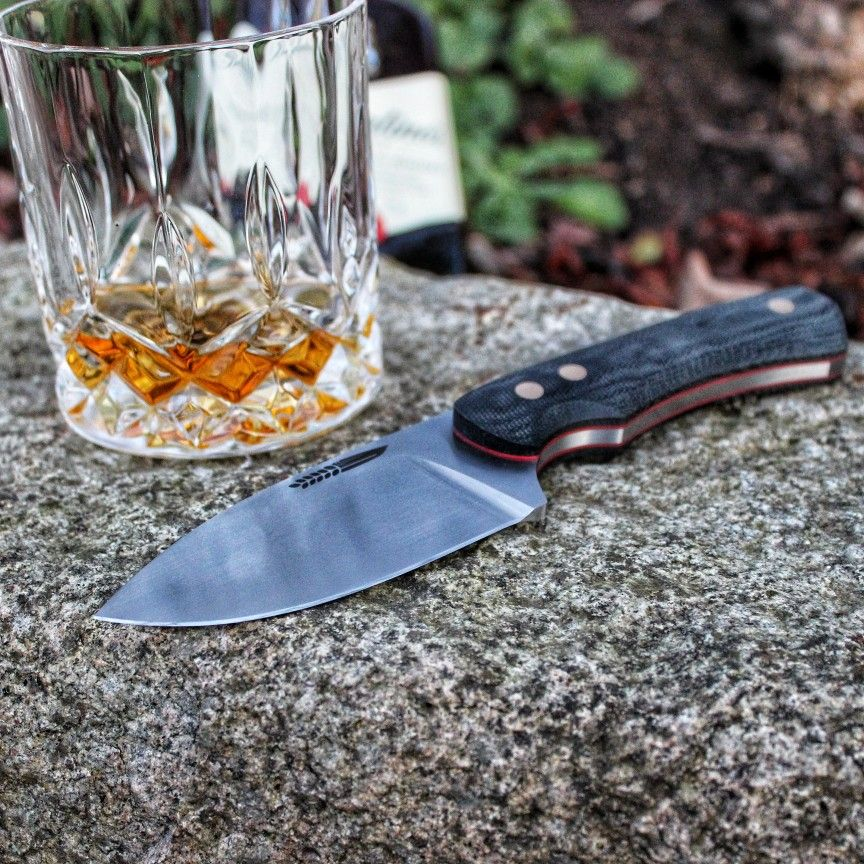 Made to order jgt ii in 2020 Bushcraft knives, Hunting