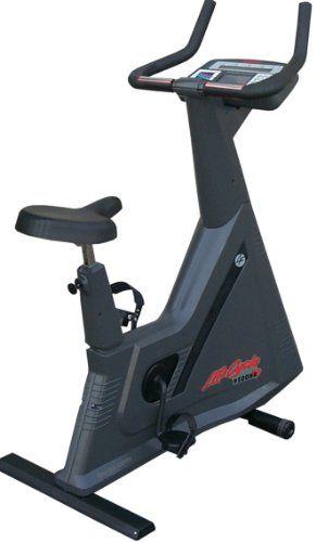 Life Fitness 9500HR Next Generation Upright Bike AT