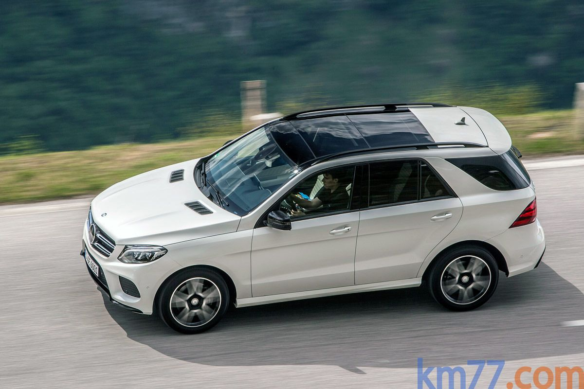 Mercedes gle 400 4matic 2015 km77 coches favoritos for Arbonne mercedes benz