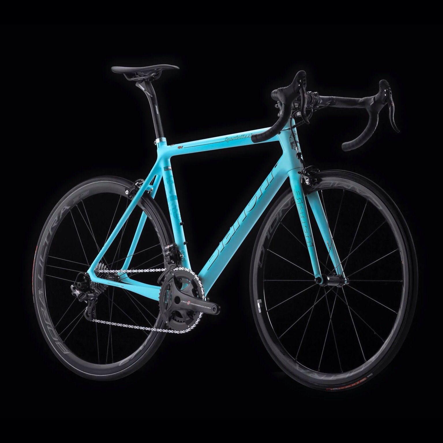 BIANCHI Specialissima Bicycle, Road bikes, Road bike
