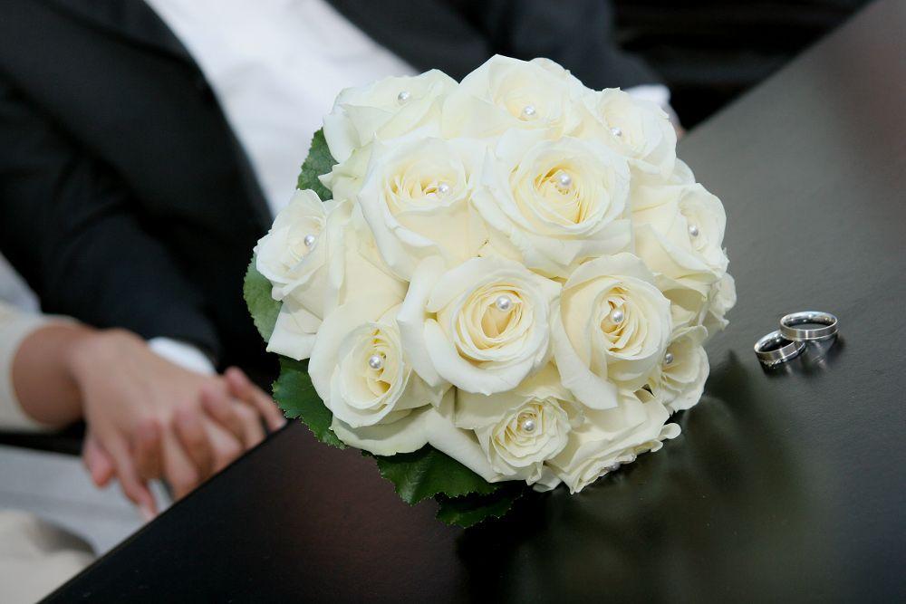Brautstrau  Hochzeit  Pinterest  Braut Strau und
