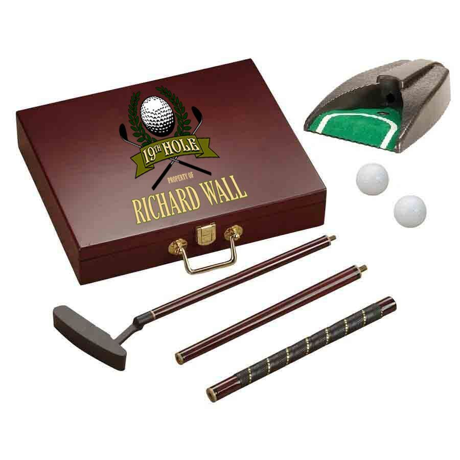 Automatic ball return personalized corporate gifts