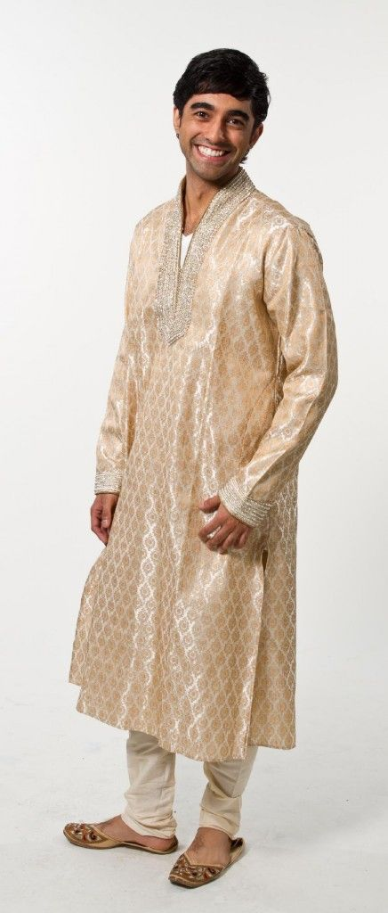 Quick tips on men 39 s fashion at an indian wedding wedding for Indian wedding dresses men