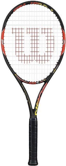 NEW Wilson Burn 100S Tennis Racquet , $199.00 Demo Today! (http://www.towpathtennisshop.com/wilson-burn-100s-tennis-racquet/)