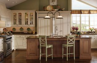 Kitchen Designers Long Island Magnificent Cape Cod Kitchen  Woodmode  Fine Custom Cabinetry  Kitchens Design Inspiration