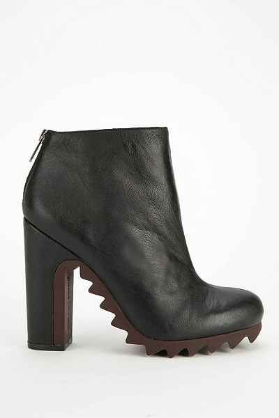 f42e04d7b Circus By Sam Edelman Kensley Extreme Tread Leather Ankle Boot - Urban  Outfitters