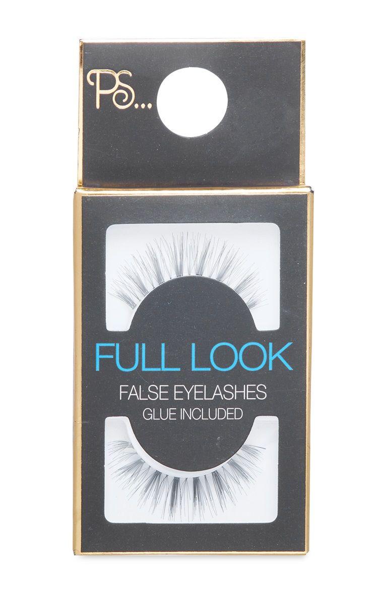Primark eyelashes