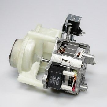 Dishwasher Motor Pump Assembly Wd26x10051 General Electric Dishwasher Parts Appliance Parts Dishwasher