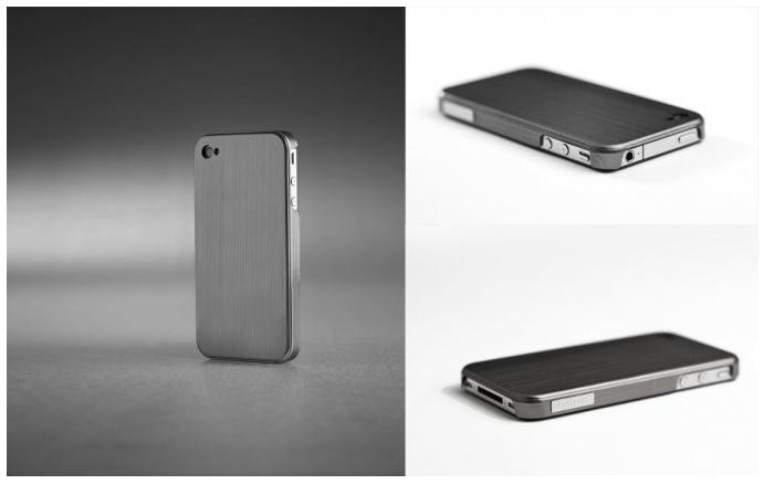 Nere Case Monolith Silver