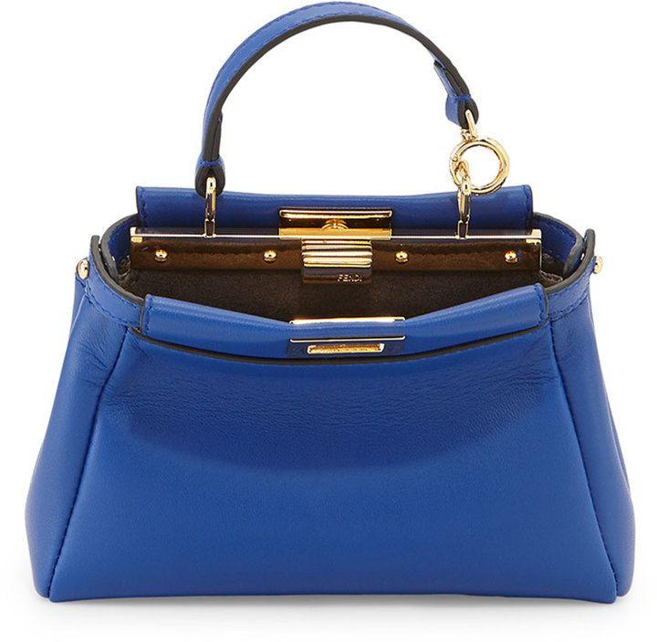 Fendi Bags Blue
