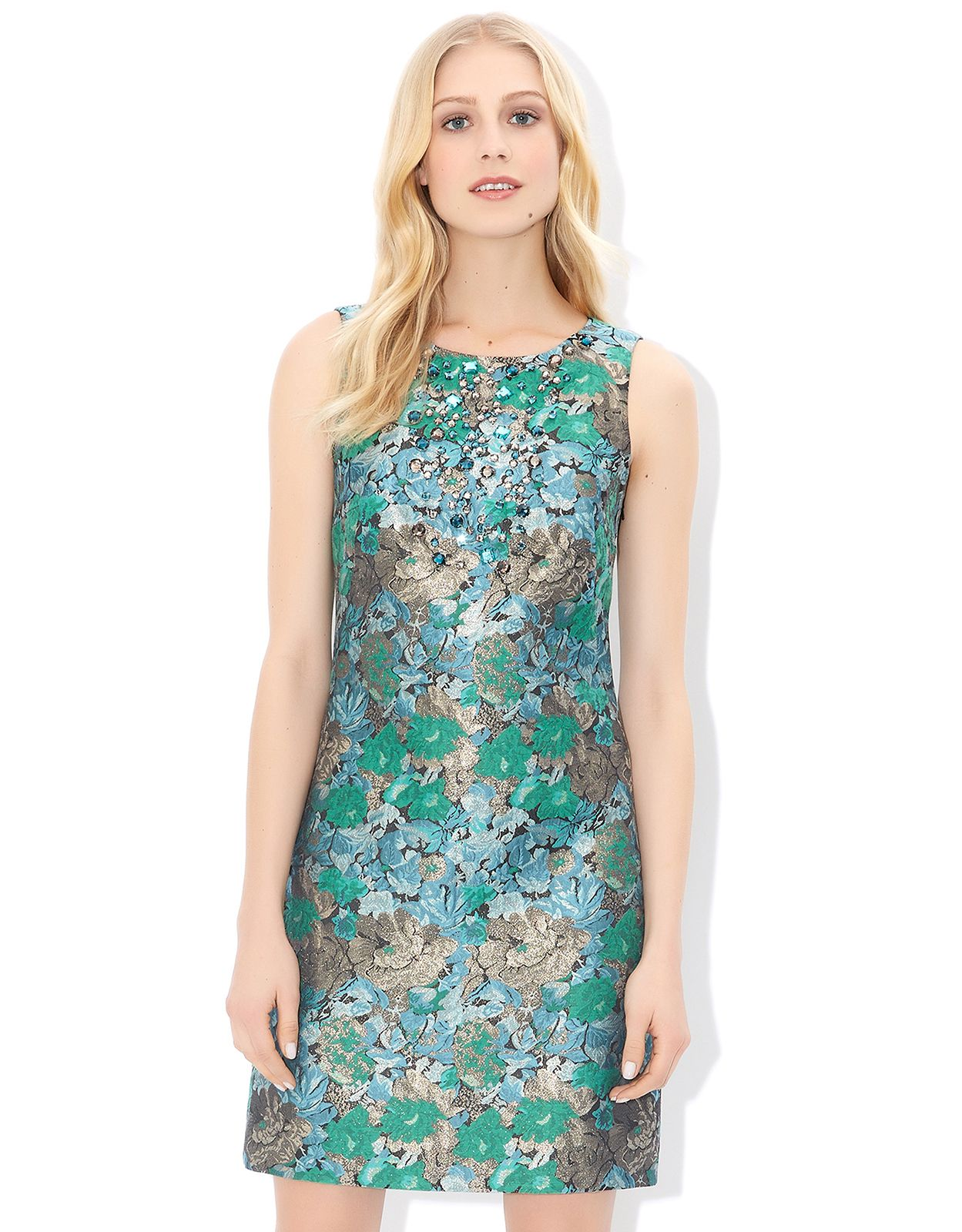 Monsoon Vespa Dress Green 8 | Must see Tops & Dresses - Latest ...