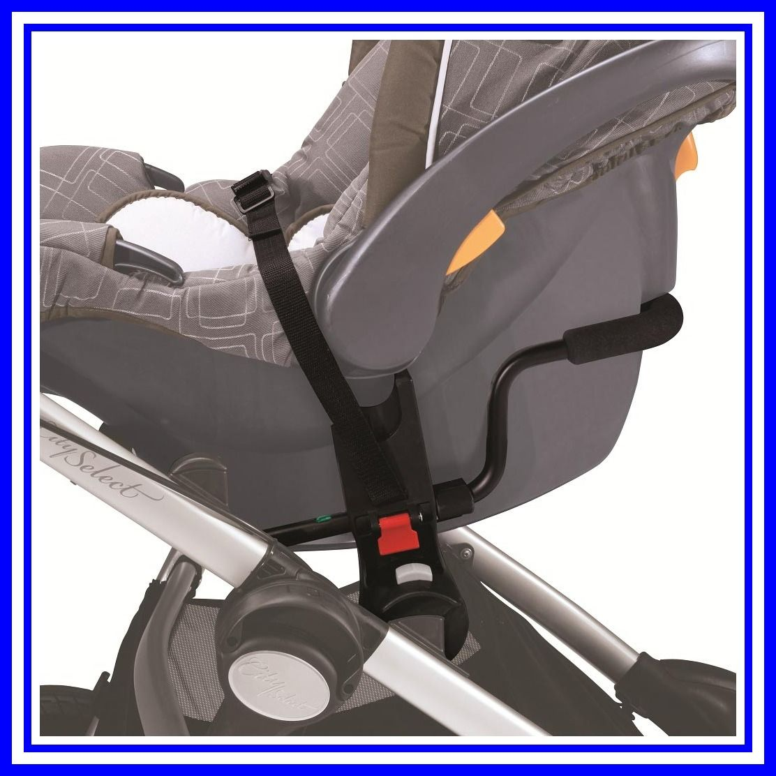 Car Seat Adapter (city select®, city premier™) for Britax