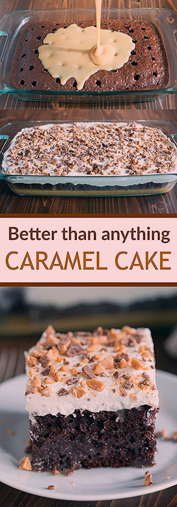 Photo of Better than Anything Cake