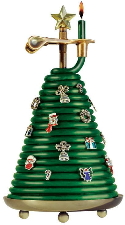 Macys Designer 2020 Christmas Trees Candle by the Hour 80 Hour Christmas Tree Candle & Reviews