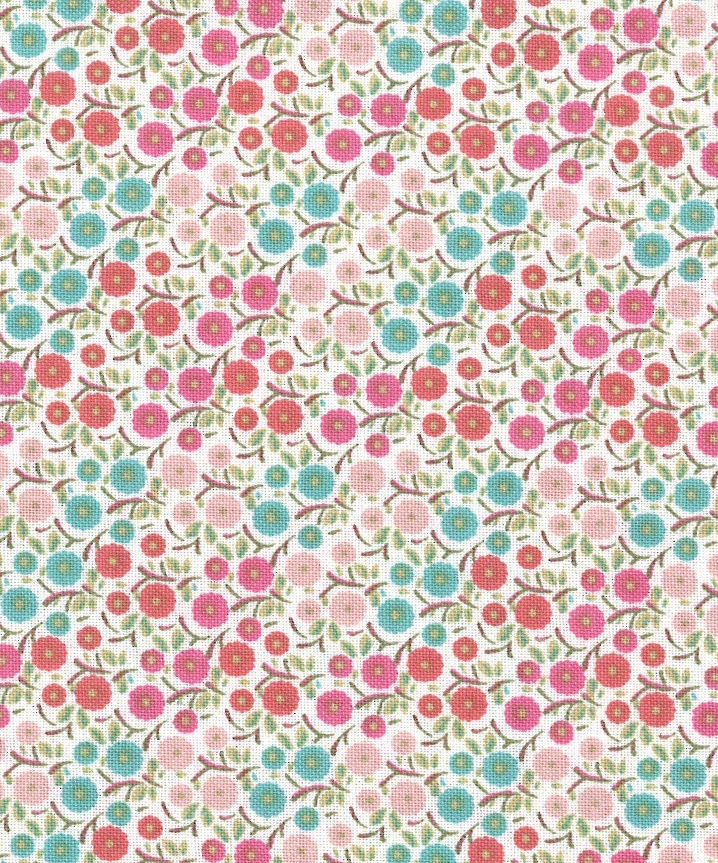 Jules & Coco Quilt Fabric- Mini FloralJules & Coco Quilt