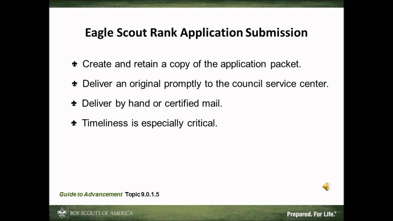 Example recognition request letter Boyscouts Pinterest