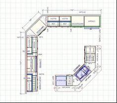 Amazing Kitchen Cabinet Layout Part 1   Kitchen Cabinets Design Layout