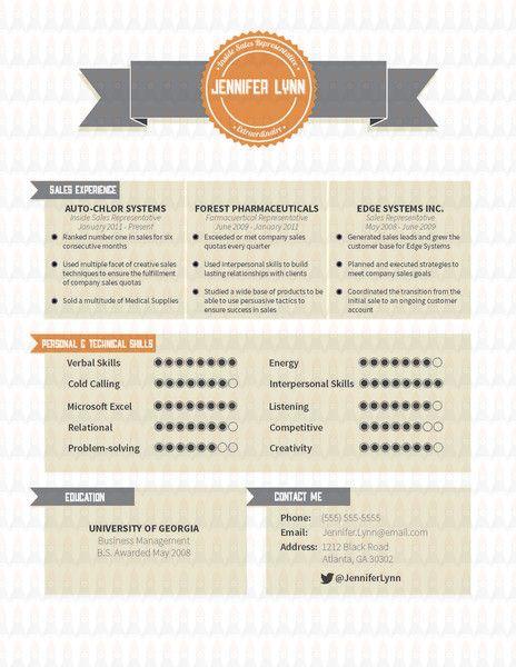The Sahara - Resume Template #resume #jobsearch #creativeresume