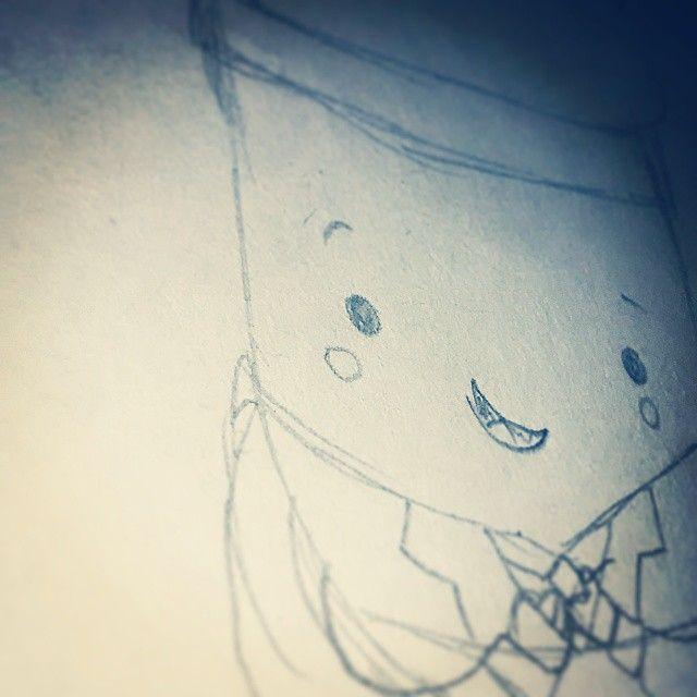Bocetando para el #Lunesdeilustracion en #braindisagencia del día de hoy!! El resultado más adelante en nuestra página de facebook!! #ilustracion #illustration #diseño #design | Síguenos en www.facebook.com/braindisagencia