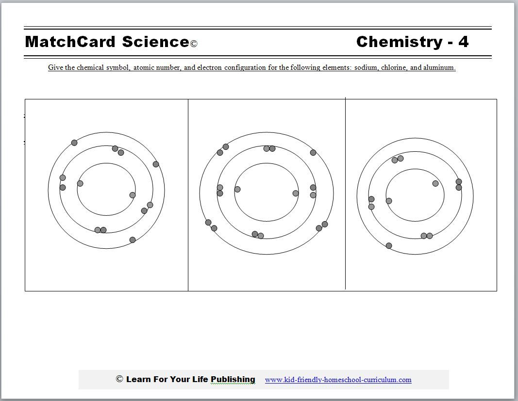 chemistry worksheets unschooling elementary chemistry worksheets chemistry science chemistry. Black Bedroom Furniture Sets. Home Design Ideas