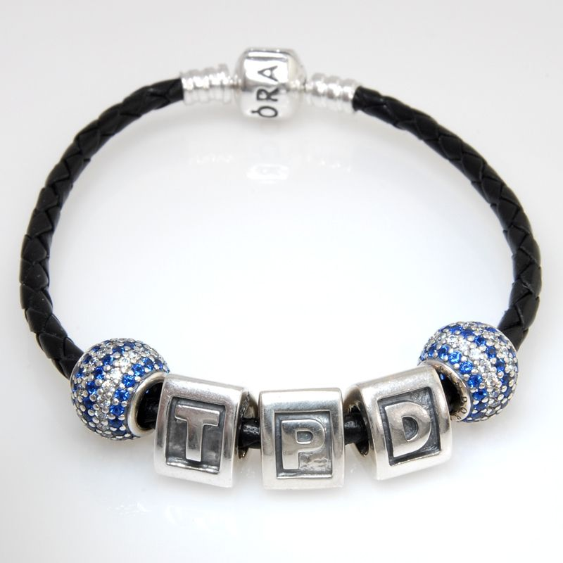 Pandora Mens Jewelry: We Love Our Tallahassee Police Men!
