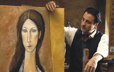 Modigliani Filminden