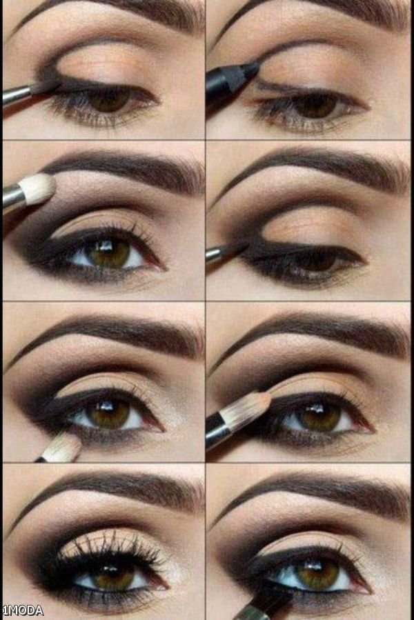 Eyebrow Tutorial For Black Women Eyebrow makeup tutorial ...