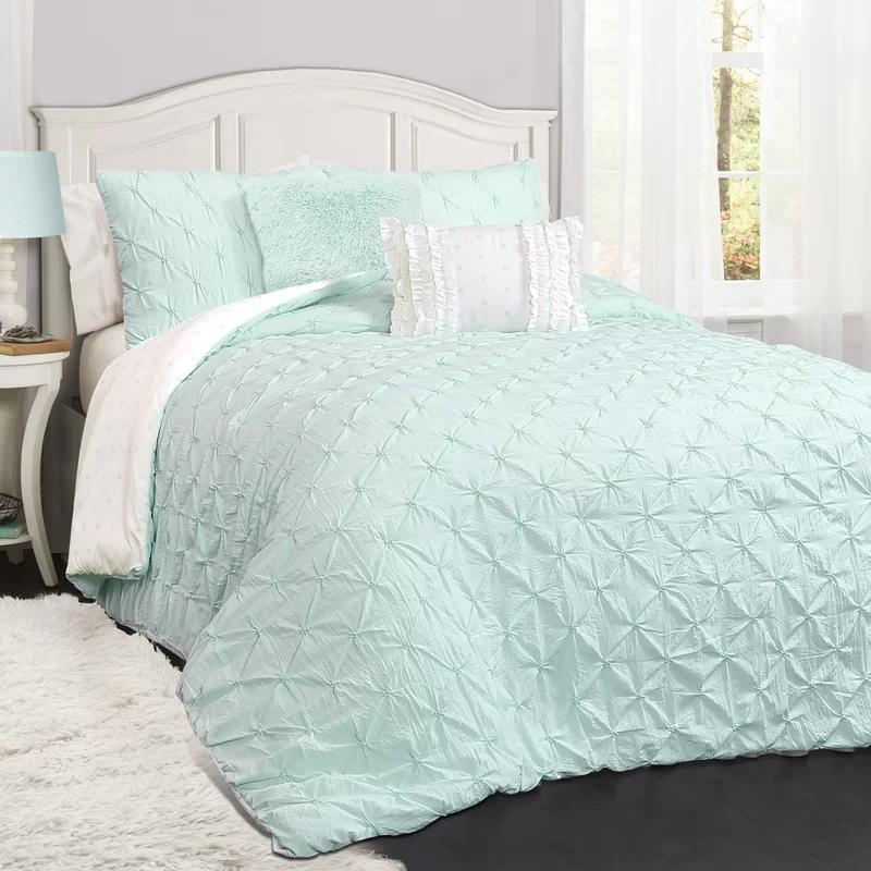 Photo of Lorenzo 5-Piece Comforter Set