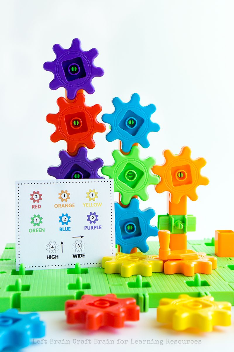 Gears Used In Toys : Engineering fun with gears young engineers challenge
