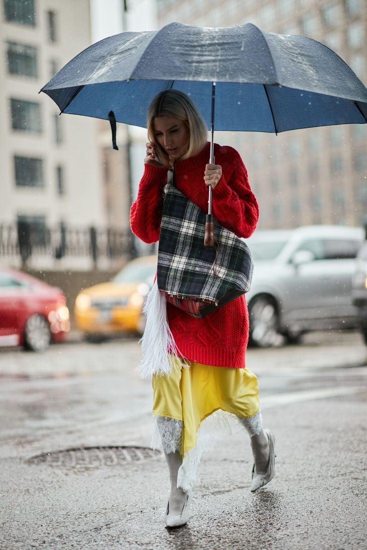 The Best Street Style Moments From New York Fashio